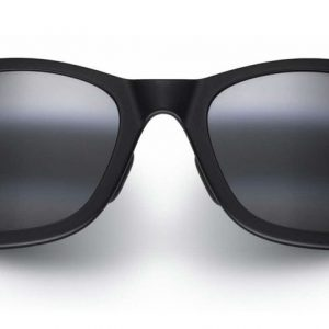 Maui Jim Hana Bay Sunglasses Matt Black
