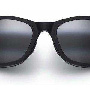 Maui Jim Hana Bay Sunglasses Matt Black