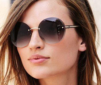 Ladies polarised lenses