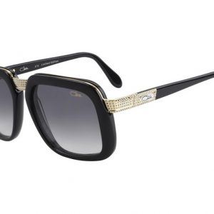 574b49ae1a8 Cazal Legends 616 3 505 Black And Gold Limited Editon Sunglasses ...
