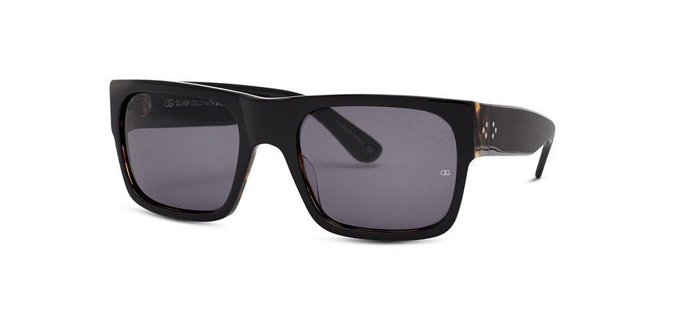 3be6a485928 Oliver Goldsmith Matador Black Leopard Sunglasses – Kenyon Opticians Bingley
