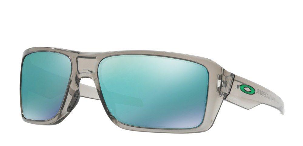 c29693401d0 Oakley Double Edge OO 9380 0366 Grey Sunglasses – Kenyon Opticians Bingley