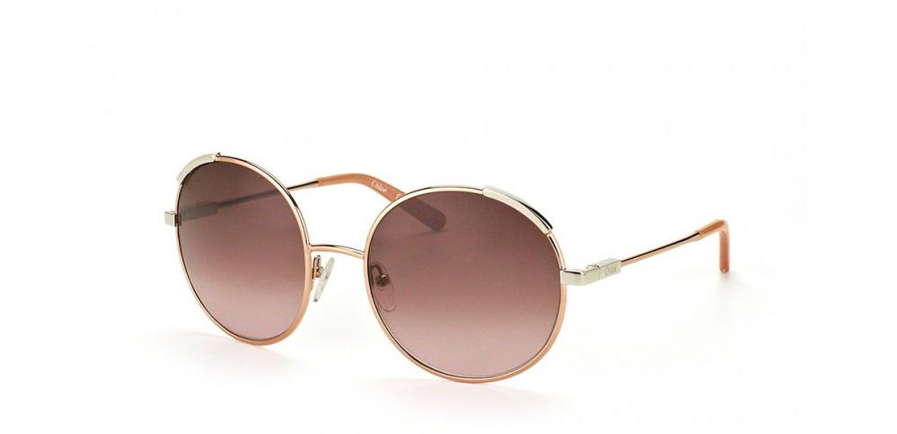 b54643591639 Chloe Eria CE 117S 755 Gold Sunglasses – Kenyon Opticians Bingley