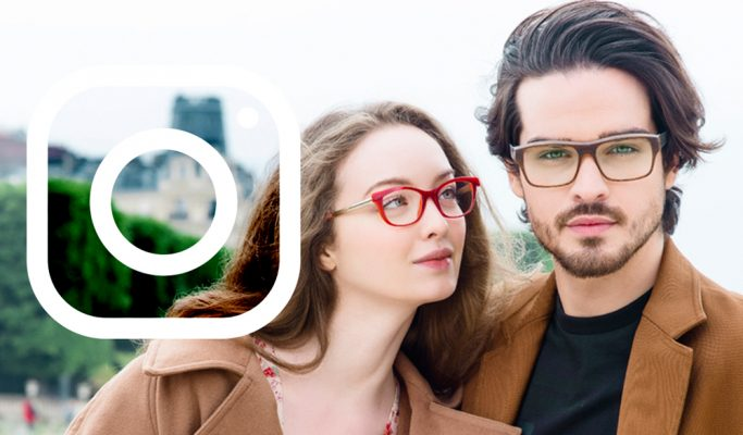 instagram eyewear fashion