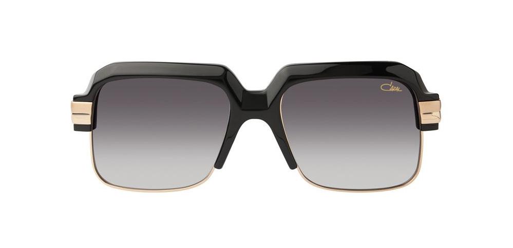06b4665013eb Cazal 670-3 001 Black Gold Vintage Sunglasses – Kenyon Opticians Bingley