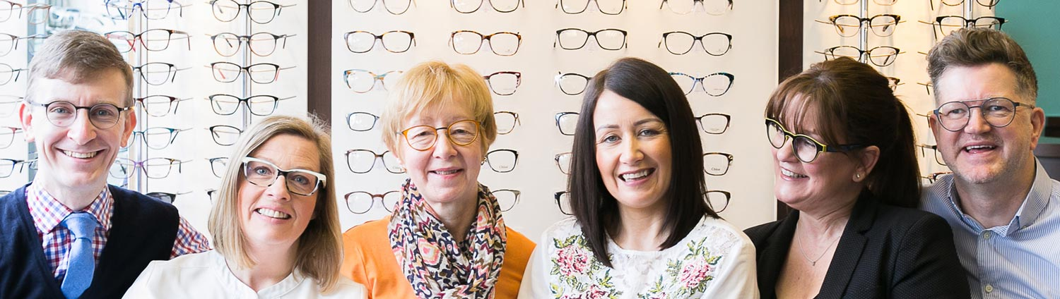 Kenyon Opticians Team