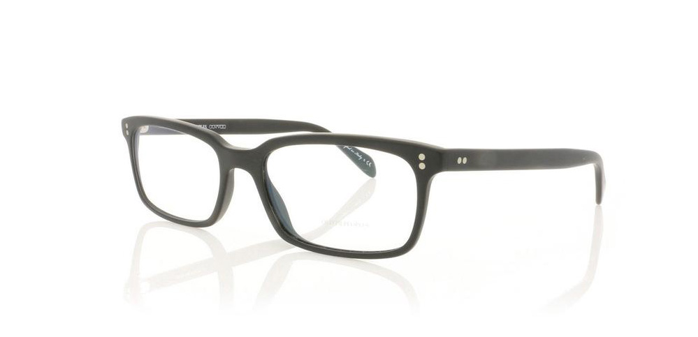 c8f993cb32 Oliver Peoples Denison OV5102 Colour 1031 Matte Black – Kenyon ...