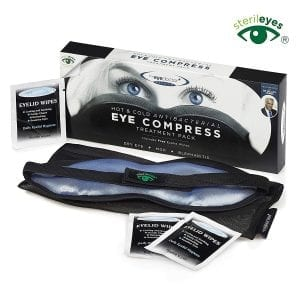 Sterileyes Eye Compress