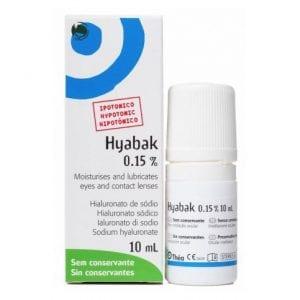 Hyabak10ml